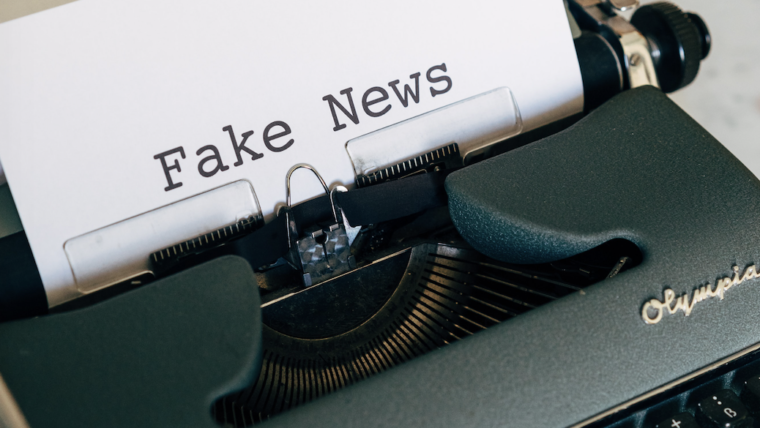 The legal implications of fake news
